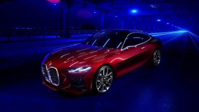 Detalles del BMW Concept 4