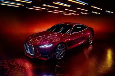 El BMW Concept 4