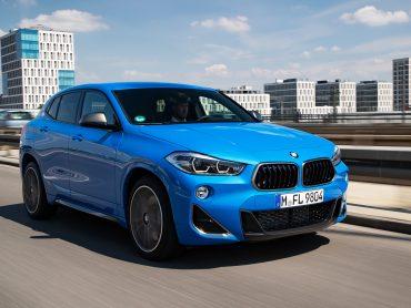 El BMW X2 en España