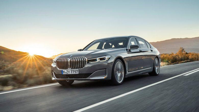 El futuro BMW Serie 7 tendrá una versión 100% eléctrica